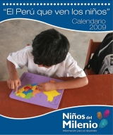 Calendario 2009: El Perú que ven los niños