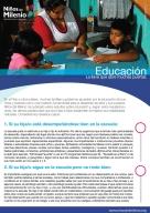 Cartilla sobre educación