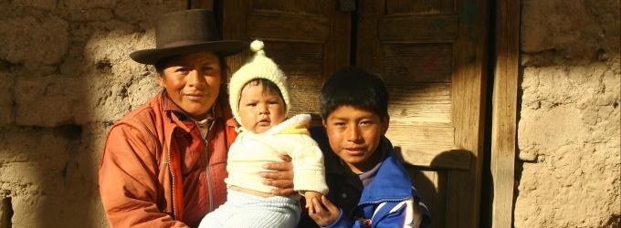 Foto: Giancarlo Shibayama / Niños del Milenio. La foto no corresponde al niño entrevistado.