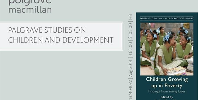 Investigaciones de Niños del Milenio/Young Lives y GRADE en nuevo libro de Palgrave Macmillan