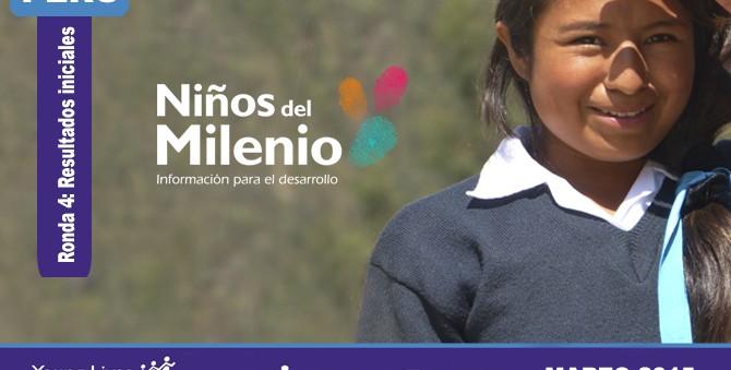 Informe de la Cuarta Ronda de Encuestas de Niños del Milenio