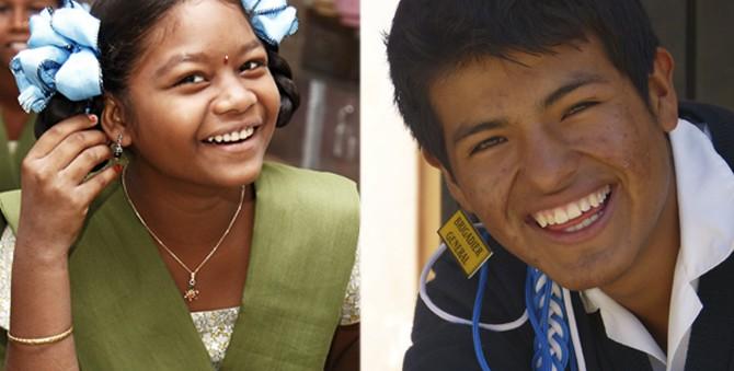 Seleccionados para el taller metodológico del estudio Niños del Milenio 2015