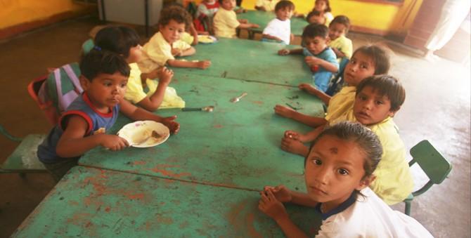 Blog de Cueto en Global Partnership for Education: La inequidad empieza a edad temprana