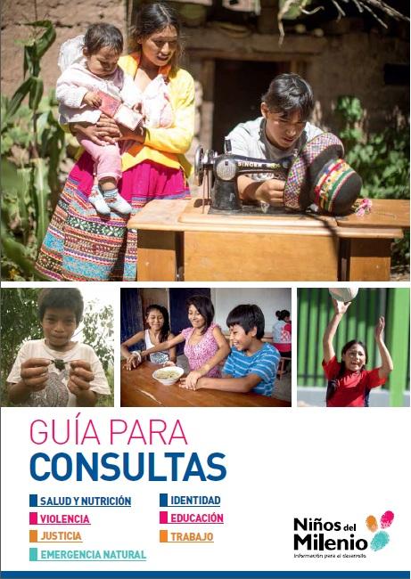 Guía para consultas – Cohorte mayor