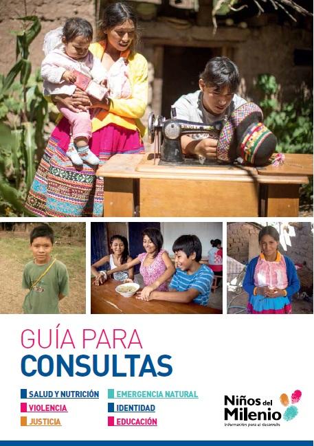 Guía para consultas – Cohorte menor