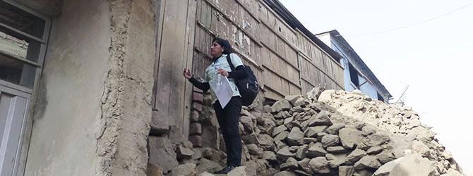 Avanza la recolección de datos de la quinta ronda de encuestas de Niños del Milenio en Lima