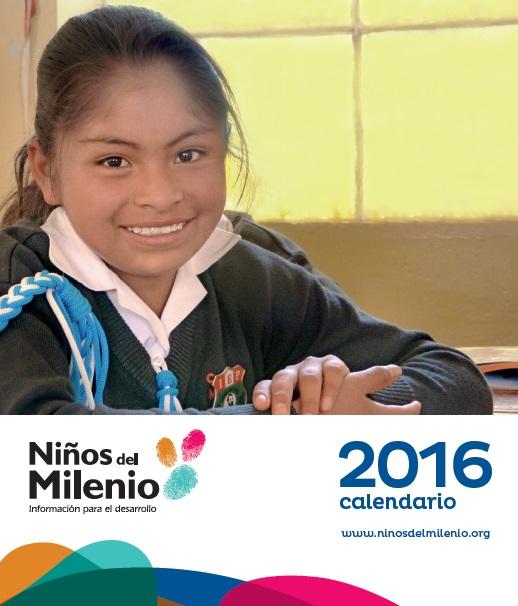 Calendario 2016: Sueños y retos de niños y niñas jóvenes del Perú: Experiencias y aspiraciones