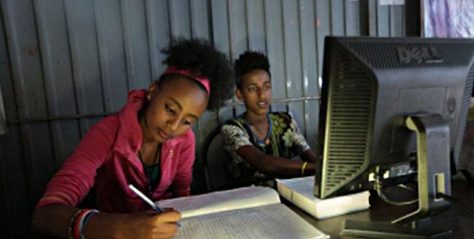 Midiendo competencias digitales en Niños del Milenio