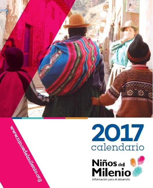Calendario 2017: La violencia hacia niñas, niños y adolescentes: Un enemigo silenciado