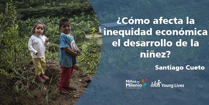 ¿Cómo afecta la inequidad económica el desarrollo de la niñez?*