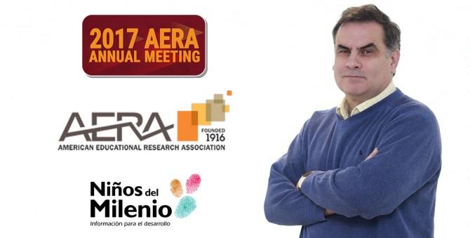 Santiago Cueto presenta estudio en reunión anual de la Asociación Americana de Investigación Educativa