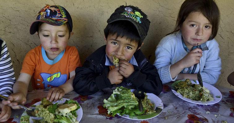 No todo está perdido para los niños afectados por la desnutrición en sus primeros mil días de vida